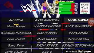 WR3D WWE 2K18 MOD BY ME ROSTER