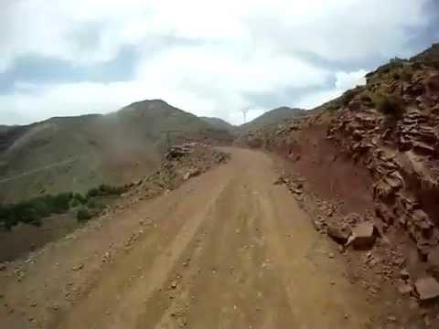 Raid Moto Enduro, la traversé du Haut Atlas