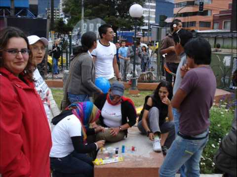 SPOT RADIAL ORGULLO GAY QUITO 2009