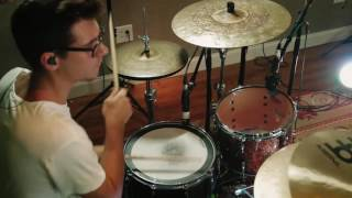 Imad Royal - Troubles Drum Cover - Andrew Grasso