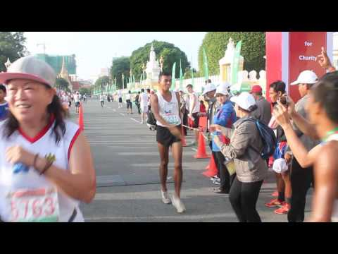phnom penh half marathon