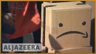 🇺🇸 Amazon drops plans for New York headquarters after opposition l Al Jazeera English