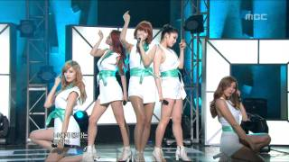AFTER SCHOOL - Shampoo, 애프터스쿨 - 샴푸, Music Core 20110611