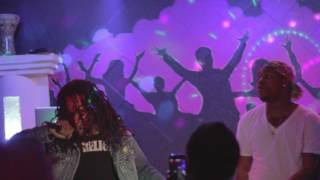 Shotta and Tarantino- 'The Store' Live at Club Miraj in Niles, IL