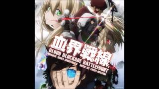 "Taisei Iwasaki - ""Catch Me If You Can"" (Blood Blockade Battlefront OST)"