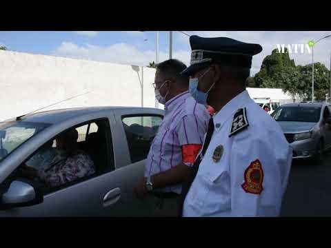 Video : Covid-19 : Un quartier à Hay Mohammadi fermé après la découverte présumée d'un foyer épidémique