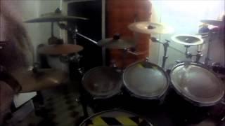 Slipknot-AOV (Drum Cover)  #GoPro
