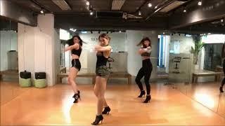 Sunshowers heels || Fergie - Tension by Sasha Chen