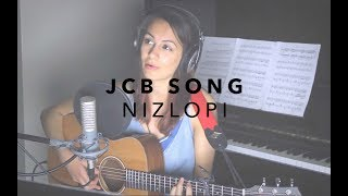 JCB Song acoustic cover (Nizlopi) | Claudia