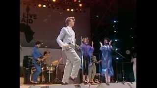 David Bowie - Rebel Rebel (Live Aid 1985)