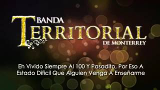 Banda Territorial De Monterrey - Hasta Que El Cuerpo Aguante (Estreno 2016)