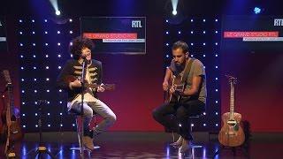 LP  - Don't Let Me Down Live dans le Grand Studio RTL