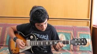 Kirk Hammett - Live Solo Nothing Else Matters - Guitar Cover