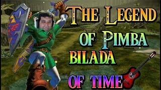 The Legend Of Pimba ( Davy Jones MEMES Remix)