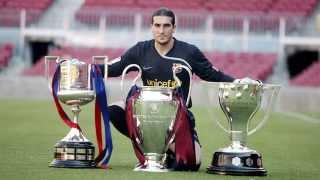 Gracias Pinto (Best saves / Mejores paradas) FC Barcelona HD