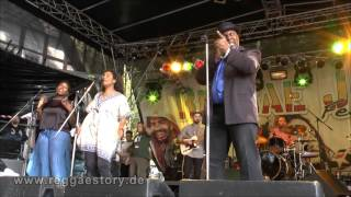 Alpheus - 4/4 - Look In The Mirror - Reggae Jam 2015