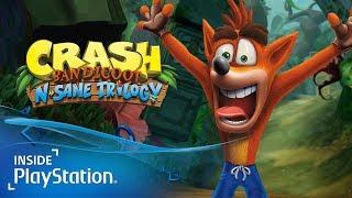 Crash Bandicoot - Lohnt sich das 4K Remake? PS4 Gameplay