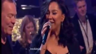 ALI & KAYA CAMPBELL - I GOT YOU BABE - UB40 - JOOLS NEW YEAR 2016/17