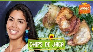 Chips de jaca verde | Bela Gil | Bela Cozinha