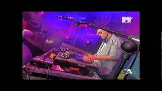 Neffa - Solo Fumo  ft  Sean, Chico MDee, Kaos One (LIVE MTVday 1998)