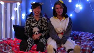 The Bedtime Song for Children. Pajama Party!