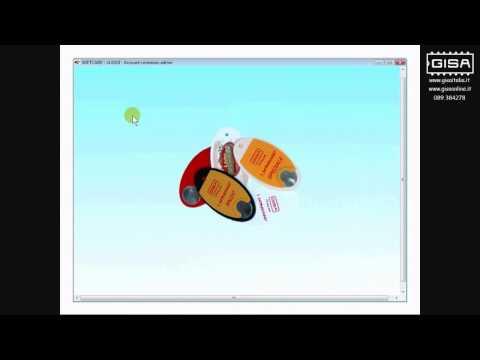 SOFTCARD - Scalare il credito di una tessera ovale importata dall'archivio