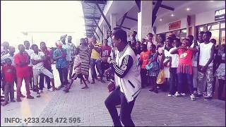 Runtown - mad over you| Supreme dancers