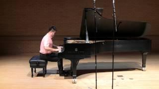 4  Mozart Sonata in A Menuetto Trio     Yibing Zhang