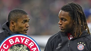 Bayern to sell Renato Sanches and Douglas Costa?