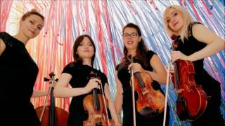 Lunare Quartet - How deep is your love (Calvin Harris & Disciples for string quartet)