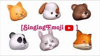 [Animoji Karaoke] Emoji Singing 'Time for the Moon Night (밤)' -- GFRIEND (여자친구)
