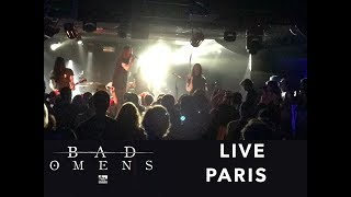 Bad Omens - Reprise (Sound Of The End) LIVE IN PARIS