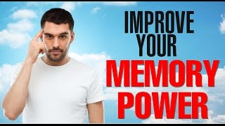 Improve and Increase your Memory Power & Concentration | Boost your brain power | tips | diet