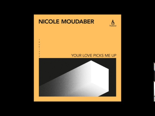'Your Love Picks Me Up', de Nicole Moudaber.