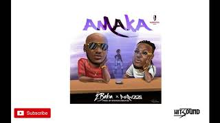 [INSTRUMENTAL] 2baba Ft Peruzzi - Amaka Remake (Prod. HitSound) |AfroBeat