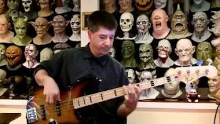 Tom Sawyer Bass Cover