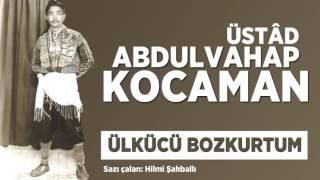 Üstâd Abdulvahap Kocaman | Ben Ülkücü Bozkurtum [©1992 Official Audio]