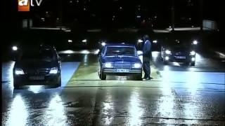 Ramiz Dayının araba sahnesi