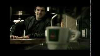 Anúncio Delta com Luis Figo