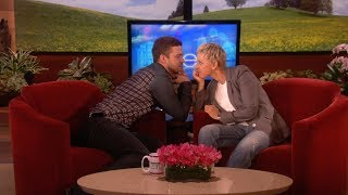 Justin Timberlake's Best Moments on Ellen