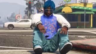 GTAV Ps4 Lil Uzi Vert - Dough Up (Hold Up) Official Video