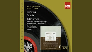 Turandot (2008 Remastered Version) , Act II - Scene II: Straniero, ascolta!....Nella cupa notte