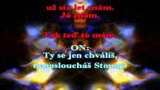 Jedeme dál - Petra Janů, Petr Janda - Karaoke