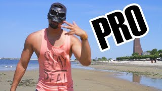 PRO - TRAUM (OFFICIAL MUSIC VIDEO) - Cro Traum PARODIE