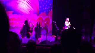 Jenny Lewis and The Watson Twins - 02/04/16 - The Voyager live