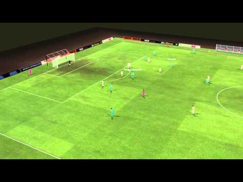 Bursaspor   Sevilla   Turgay Bahadir Гол 34 минуты