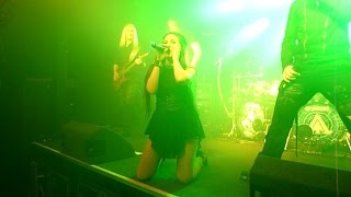 Amaranthe - Massive Addictive (Live - Manchester Academy 3, UK, March 2015)