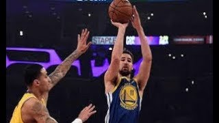 Golden State Warriors vs Los Angeles Lakers NBA Full Highlights (22nd January 2019)