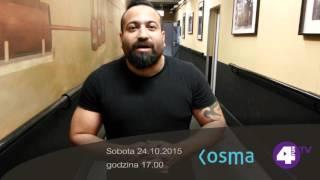 Zaproszenie video - Wielka premiera teledysku Tożsamość - KOSMA - 4fun.tv