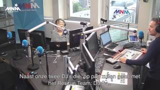 MNM: Peter verknalt opening Marathonradio